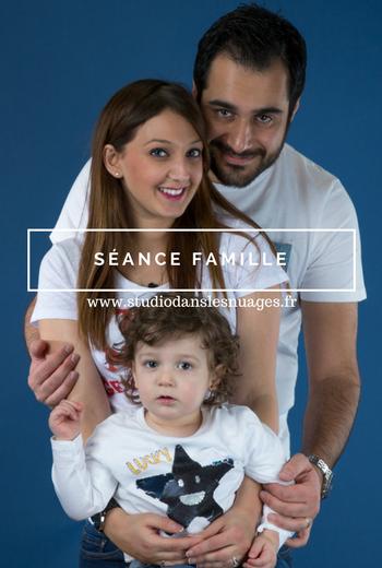 Séance photo en Famille Val d'Oise