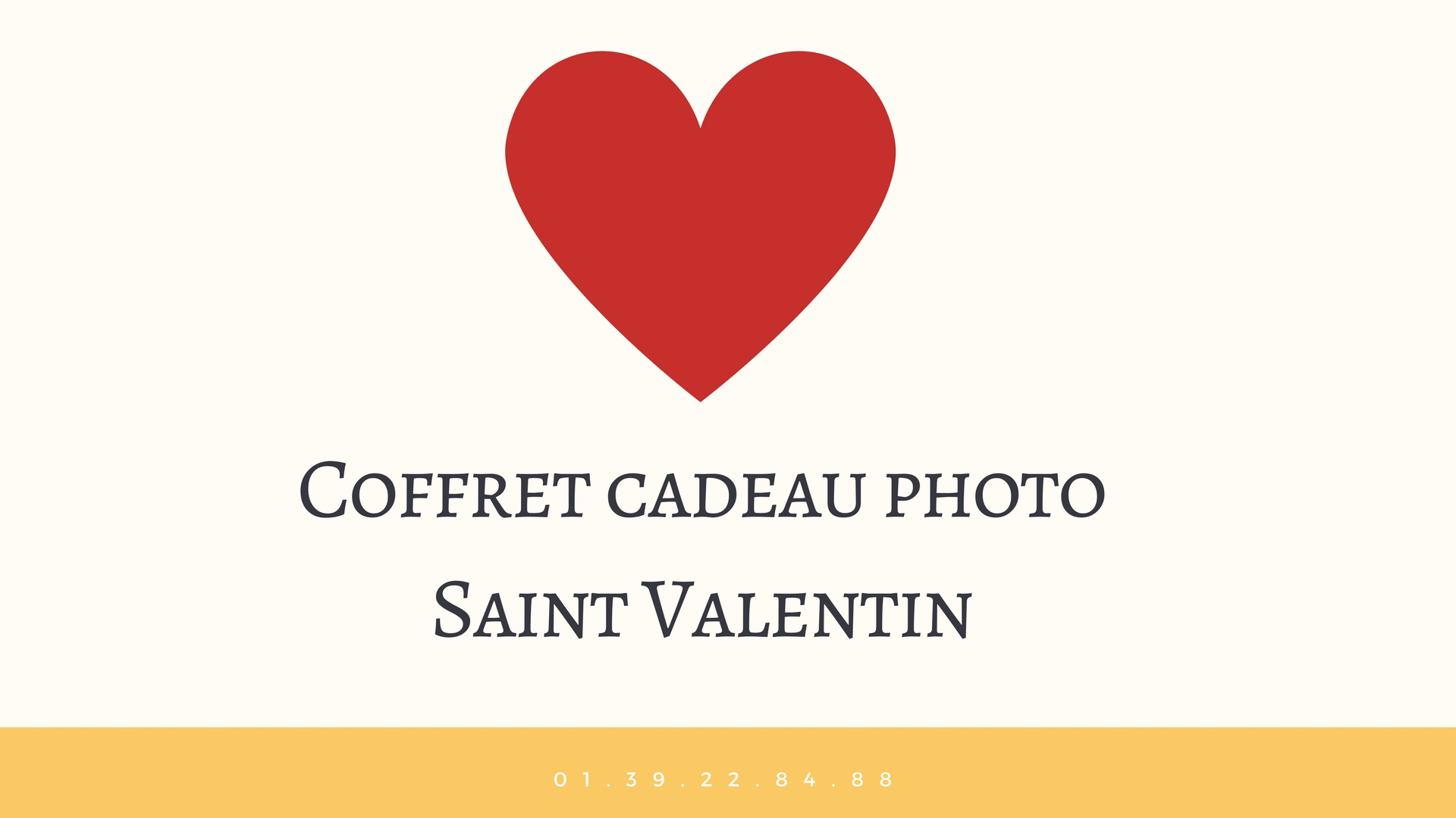Coffre photo saint Valentin