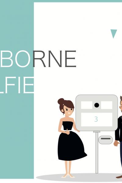 6 Raisons d'avoir une borne à selfie à son évènement
