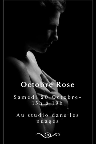 Les femmes du Val d'Oise se font photographier pour Octobre Rose !